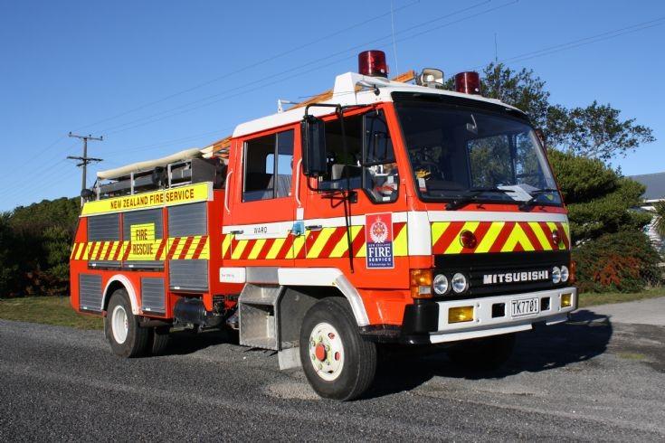 New Zealand Mitsubishi TK7701