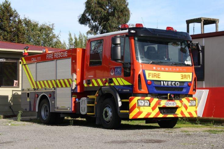 New Zealand Iveco GEH187