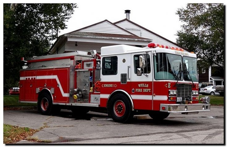Wells Maine Engine 1 HME