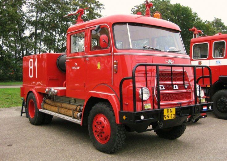 1970  DAF Truck, KN-99-10