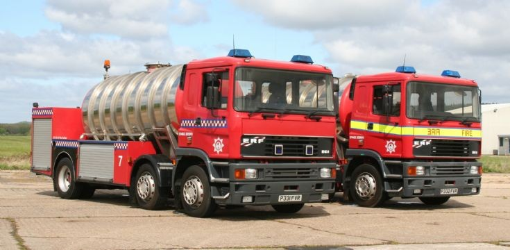 ERF FoT First Defence Fire and Rescue