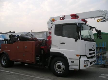 New Wrecking truck