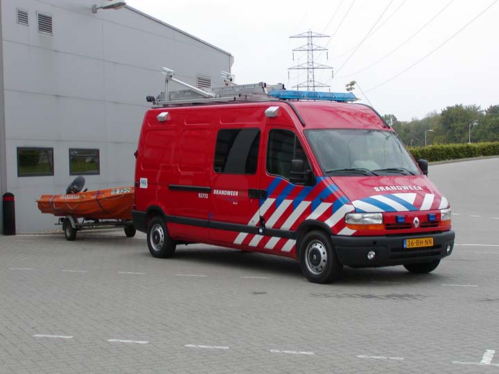 Regionale Brandweer Zuid-Limburg Divers unit