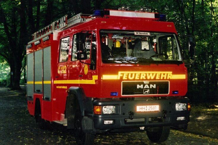 Hamburg MAN HLF HH2501