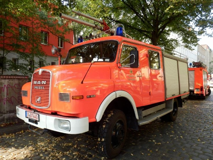 MAN Pumper - Berlin