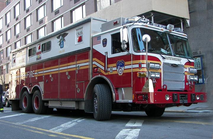 FDNY -- Rescue 1 (Manhattan)