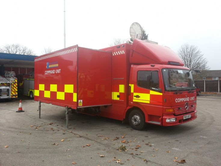 New Cheshire Command Unit