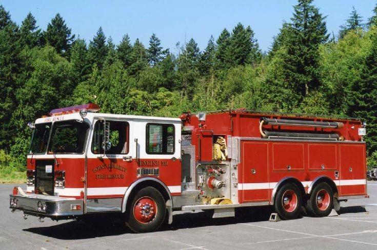 Point Roberts Engine 551