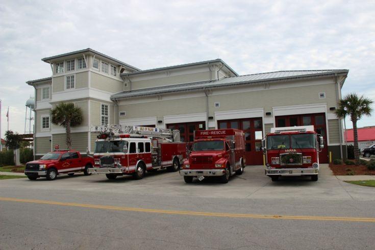 Isle of Palms Fire Headquarters