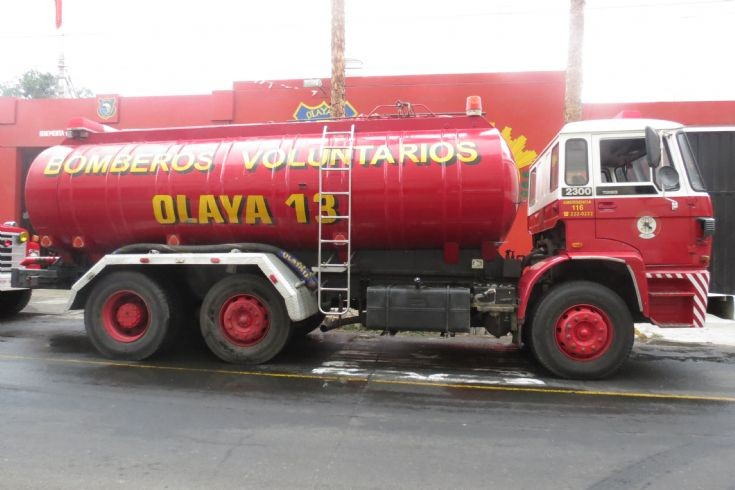 DAF Water Tanker