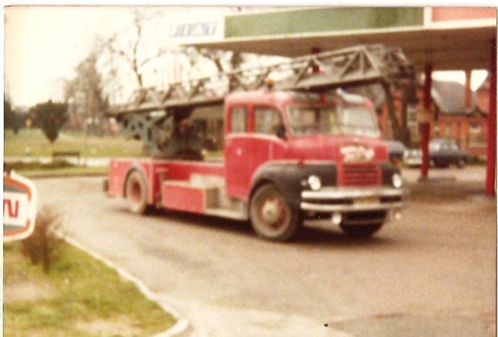 Bedford SH Morris Magirus TL ex Birmingham PVP665