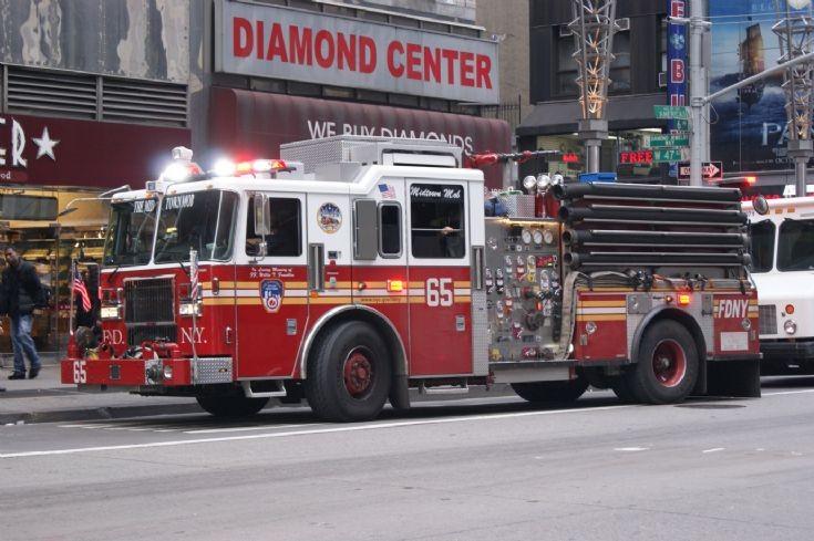 FDNY Engine 65