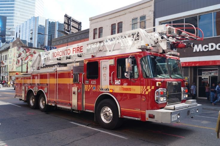 Toronto Fire A325