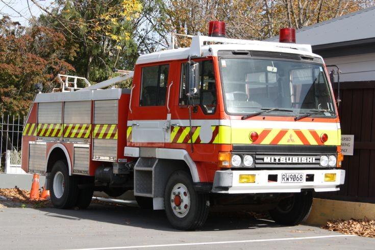 New Zealand Mitsubishi - RW9068