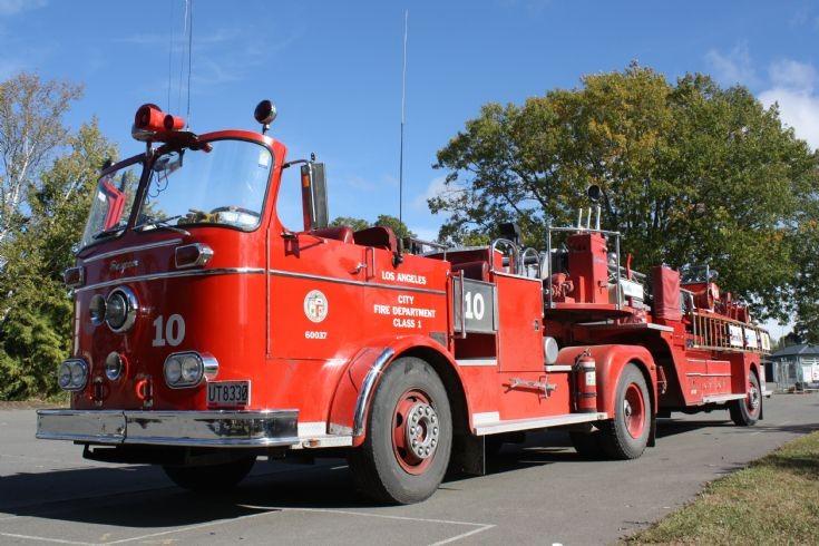 New Zealand Seagrave - UT8330