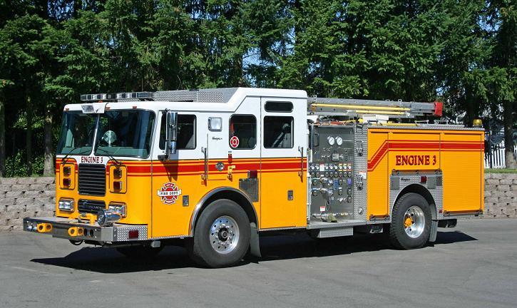 Bremerton, WA - Engine 3