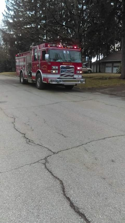 Mansfield, Ohio Engine 1