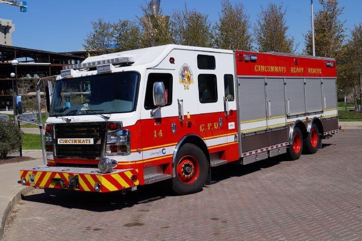 Cincinnati Heavy Rescue 14