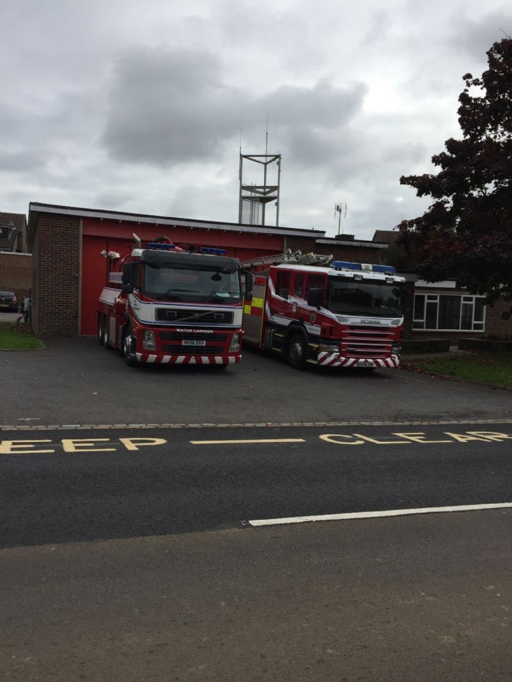 Petworth fire station
