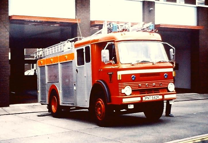 PNT542R Ford D Shropshire WrL