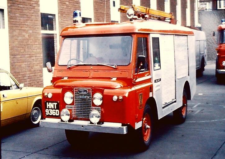 HNT936D Land Rover L4P Salop
