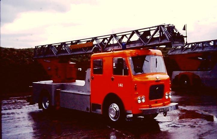 MHA999F Dennis F27 Metz W Midlands