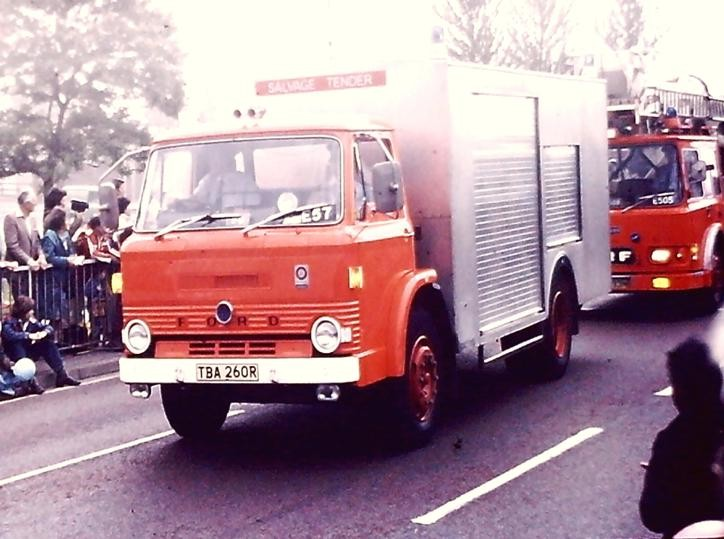 TBA260R Ford D/Angloco Salvage GMC