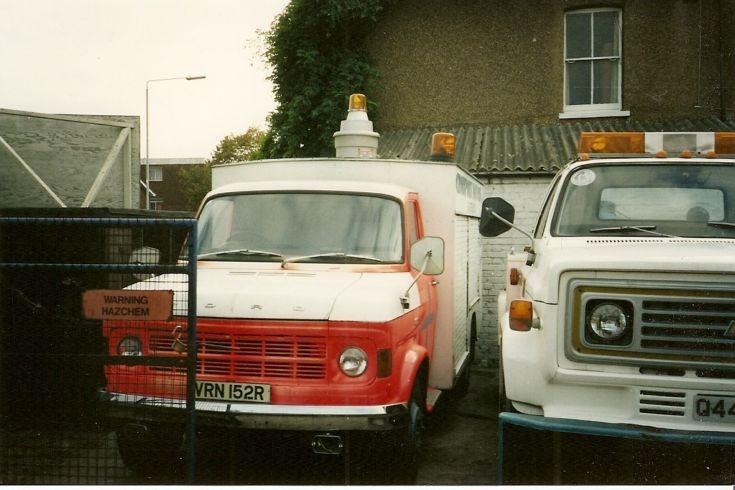 Ford AO610 former RT ex Lancs  VRN152R