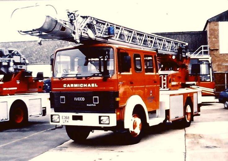 E368LFH Iveco/Carm/Magirus TL Gloucs