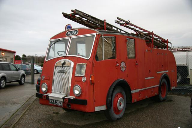 Dennis F8 Pump Escape