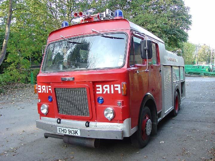 EHO 913K - 1972 Dennis - ex Hampshire