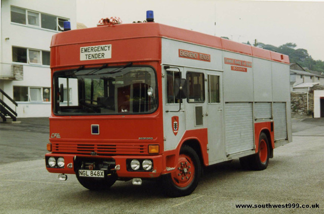 Bedford TK Bodmin