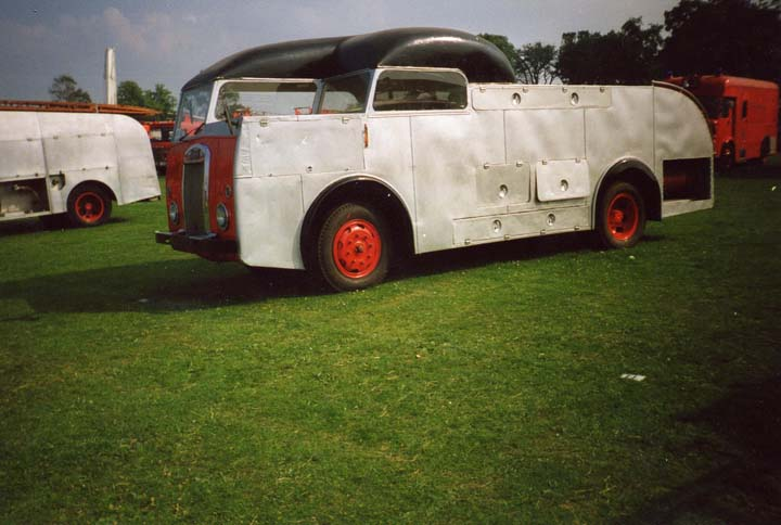 Unusual Dennis Fire Engine