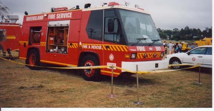 1998 Ipswich Fire awareness day