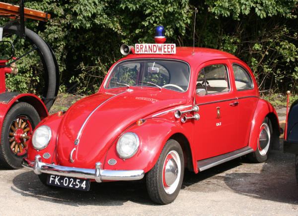 1961 Volkswagen Beetle The Hague