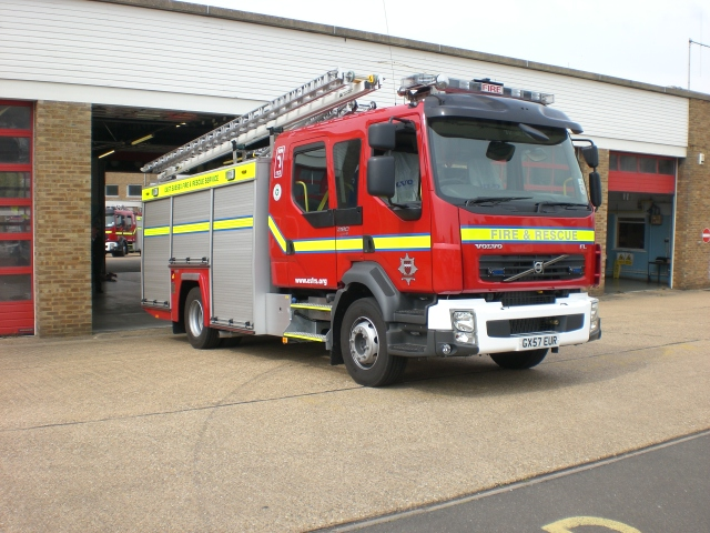 East Sussex new Volvo FLL-15 GX57 EUR