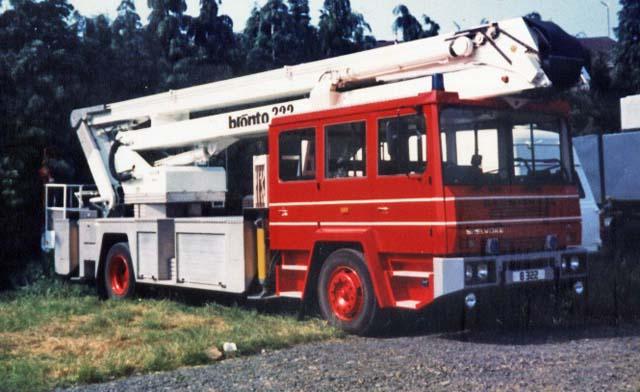 Photo of Bronto Hydraulic Platform / Shelvoke