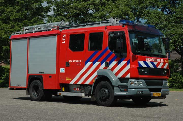 Brandweer Westland (Wateringen)  DAF LF55