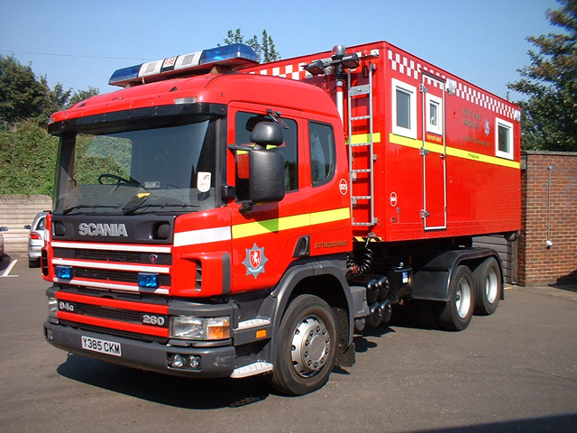 Scania Prime Mover Kent