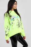 Graffiti Paint Splash Jumper-Copy-Copy-Copy