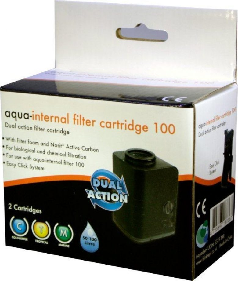 Aqua Internal Cartridge 100