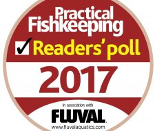 Practical Fishkeeping's Reader's Poll 2017 is Now Open!