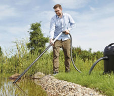 How to use a Pond Vac