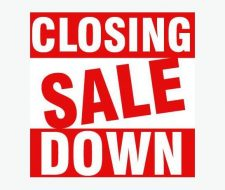 Hillingdon Store Closing Down Sale