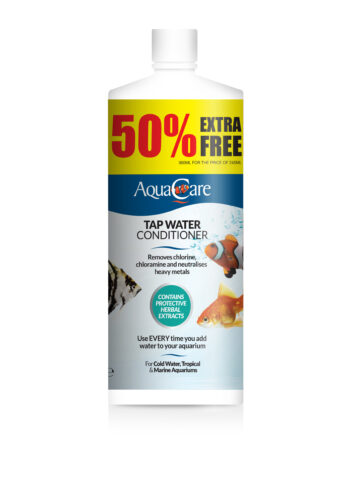 Tap Water Conditioner 50 Extra Free