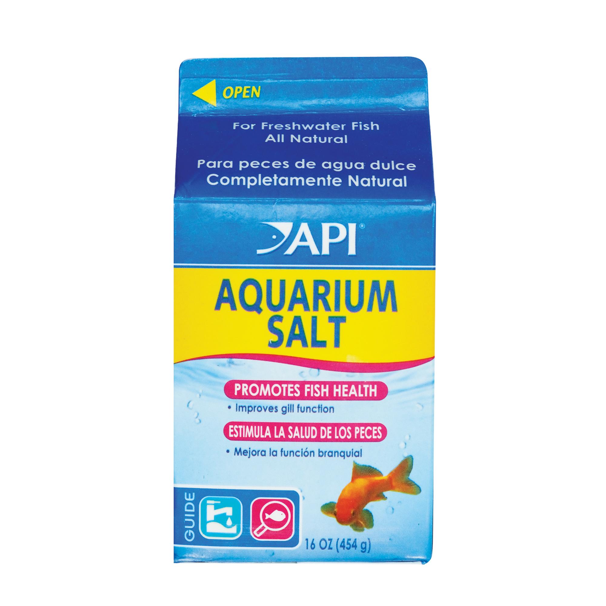 API AQUARIUM SALT Freshwater Aquarium Salt
