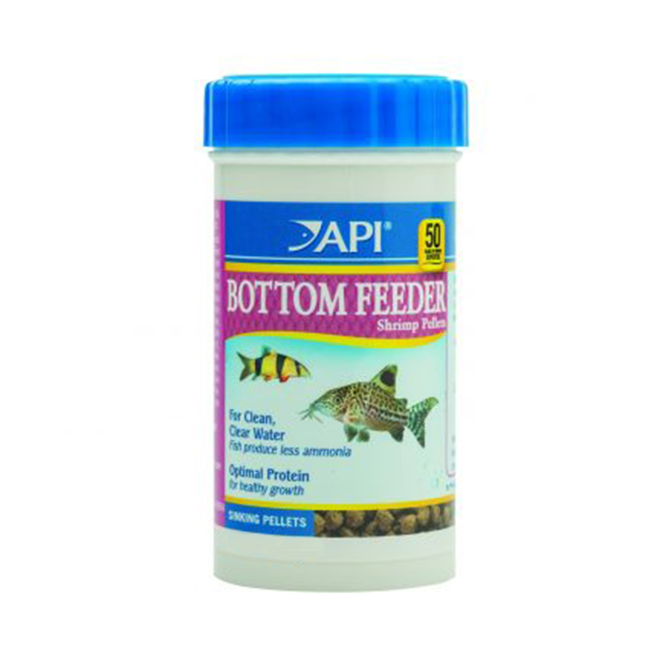 Api Bottom Feeder Shrimp Pellets
