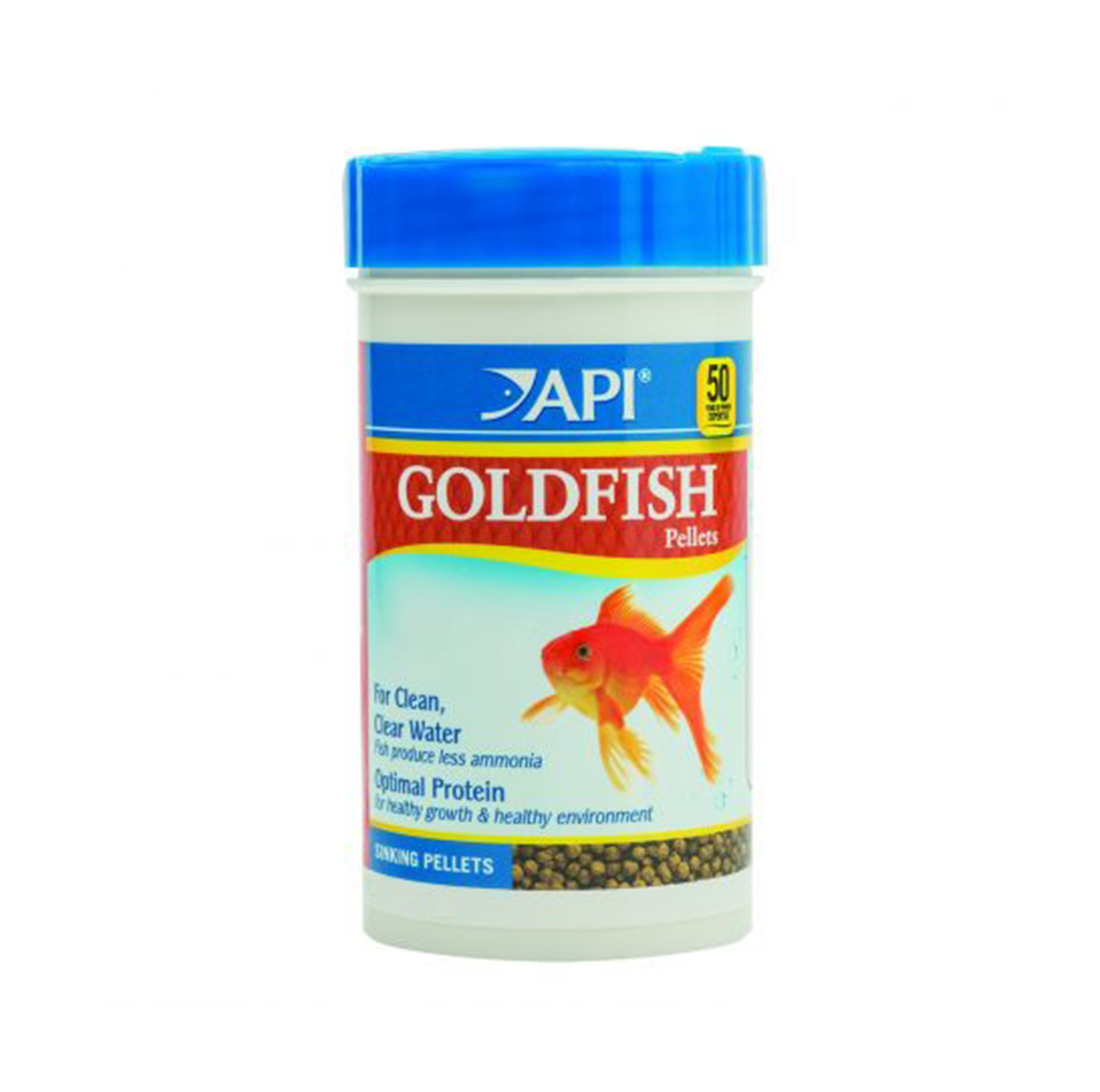 Api Goldfish Pellets 113G
