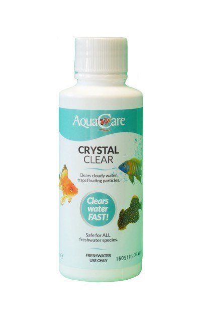 Aqua Care Crystal Clear 120Ml