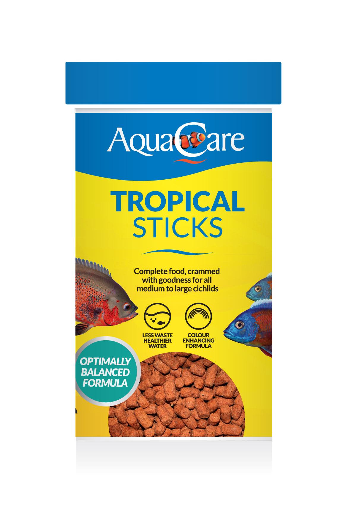 AquaCare Torpical Sticks